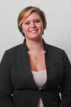 PR Manager Olivia McCarthy